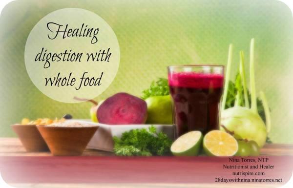 HEALING DIGESTION
